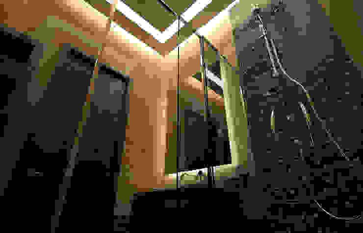 Nowoczesna łazienka od Дмитрий Максимов Nowoczesny