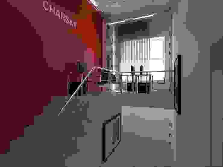 Office Charsky Studio Офисные помещения в стиле модерн от Дмитрий Максимов Модерн