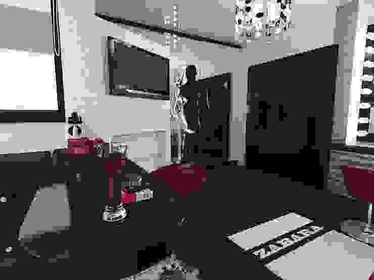 Room design Спальня в стиле модерн от Дмитрий Максимов Модерн