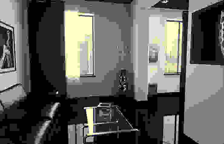 Billiard room Тренажерный зал в стиле модерн от Дмитрий Максимов Модерн