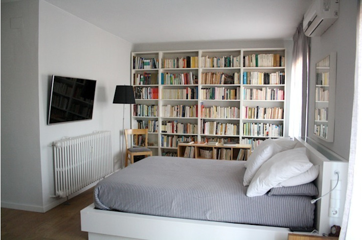 Bedroom by SMMARQUITECTURA