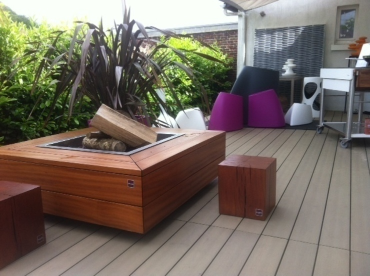 KUB Garden Fire pits & barbecues