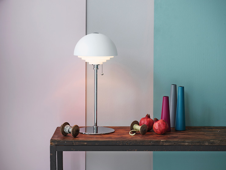 Table Lamps Minimalist study/office by Herstal A/S Minimalist