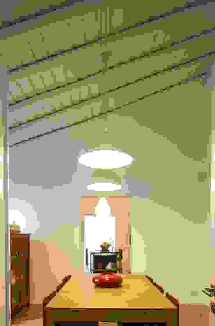 House in Corte Gafo, Mértola Comedores de estilo minimalista de Estúdio Urbano Arquitectos Minimalista