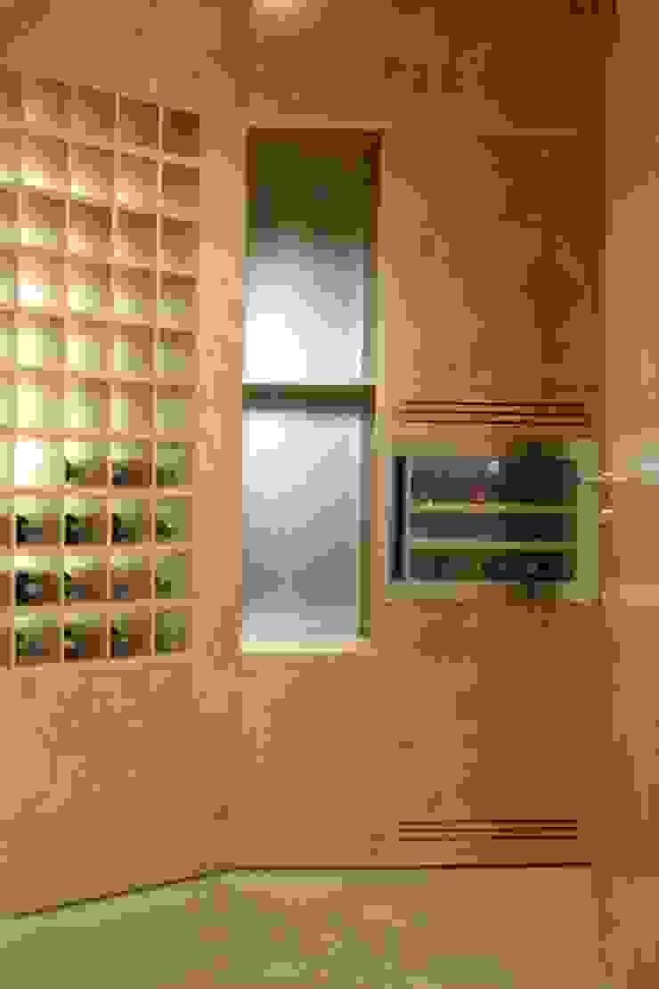 REFORMA PLANTA OFICINAS. EDIFICIO BANKINTER. MADRID. 2014 En colaboración con RAFAEL MONEO Edificios de oficinas de estilo moderno de Bescos-Nicoletti Arquitectos Moderno