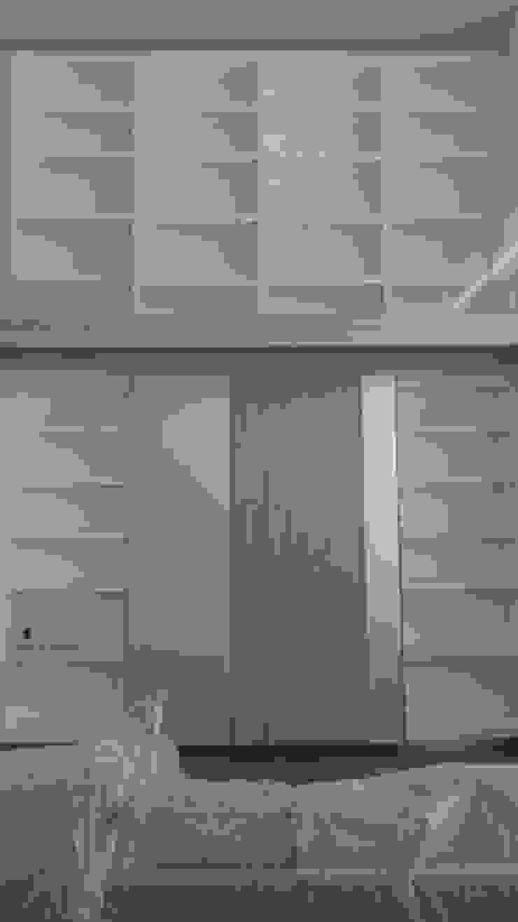 Libreria acabada de key home designers Moderno