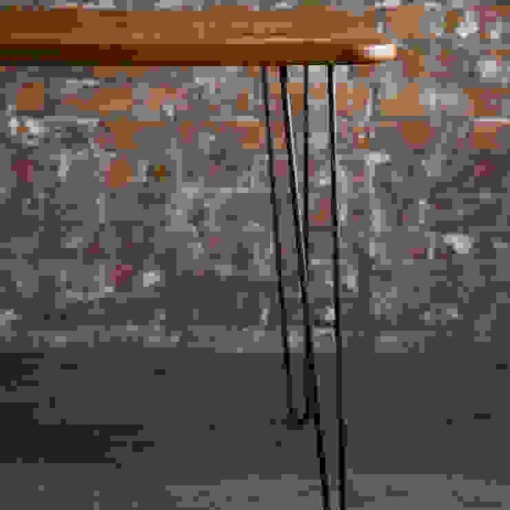 Midcentury Modern Desk in Solid Iroko Biggs & Quail Study/officeDesks