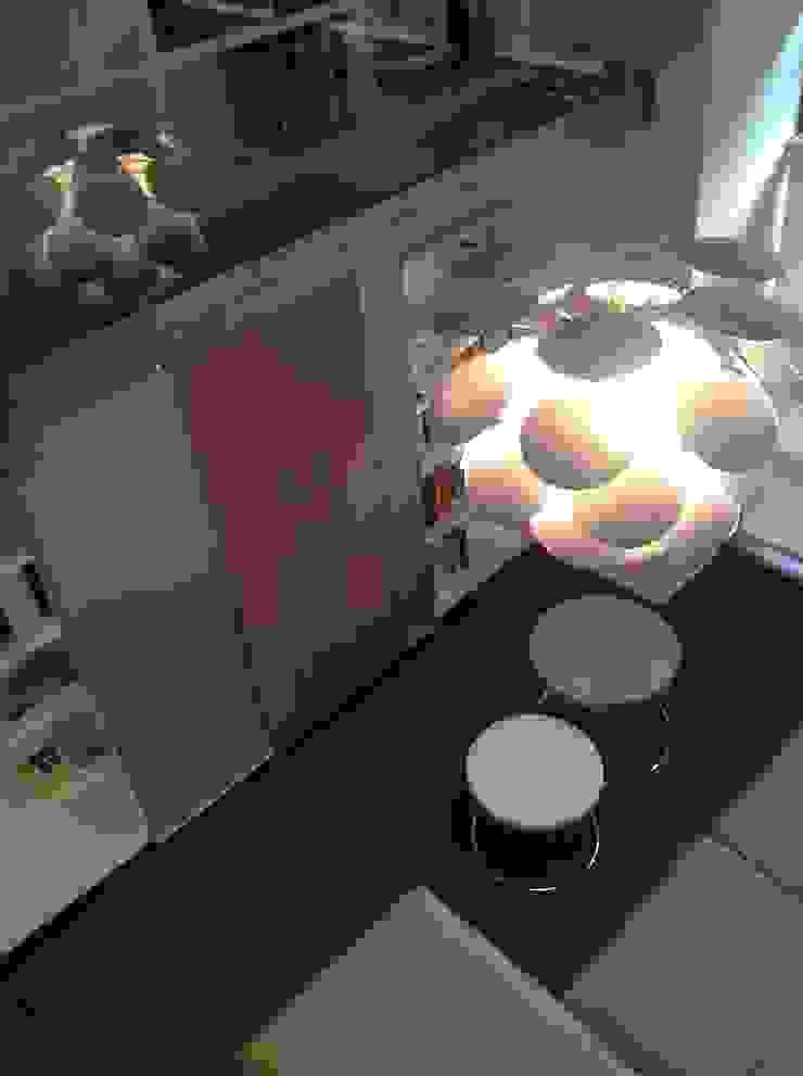 estudio vivienda acabado Estudios y despachos de estilo moderno de key home designers Moderno