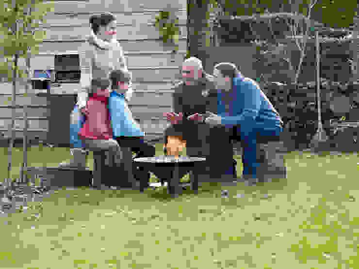 Vuurschaal Modern 60: modern  door Barbecook, Modern