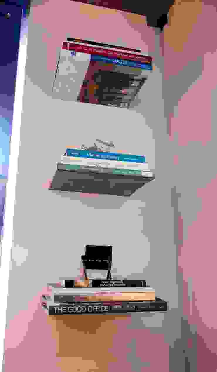 Pocket Office Espaços comerciais modernos por Ferraro Habitat Moderno