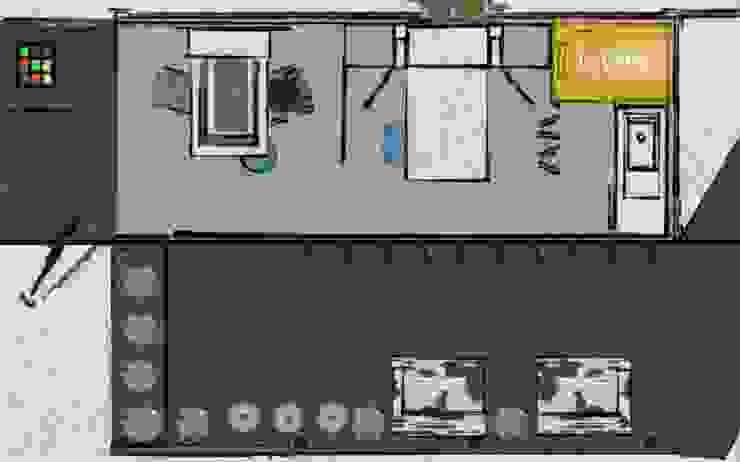 Pocket Office por Ferraro Habitat Moderno