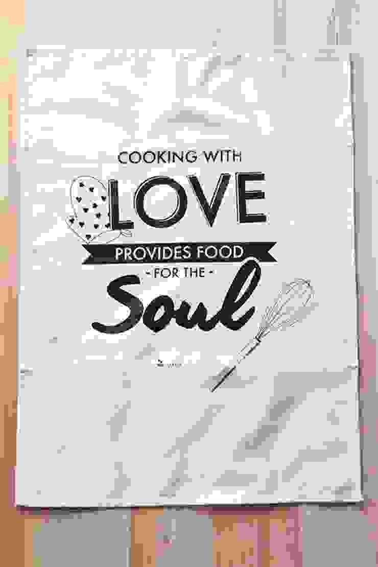 Pano de cozinha Soul por Maria Tigela Minimalista