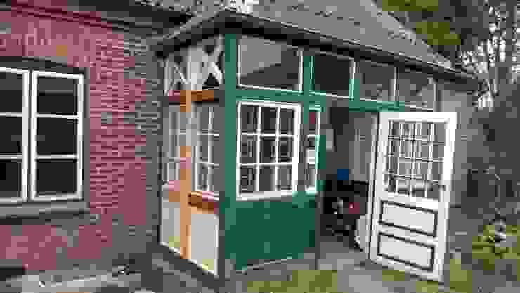 Bauwerk Architekten und Ingenieure Country style windows & doors