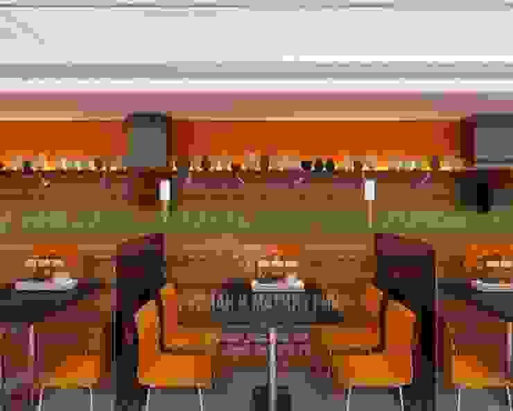 Дизайн столовой. Современный общественный интерьер Студия дизайна интерьера Руслана и Марии Грин Ресторации