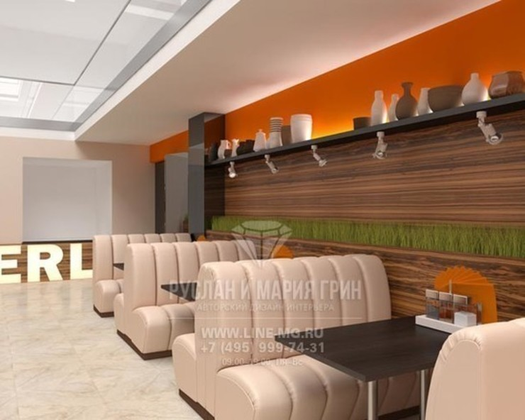Дизайн столовой от Студия дизайна интерьера Руслана и Марии Грин Классический