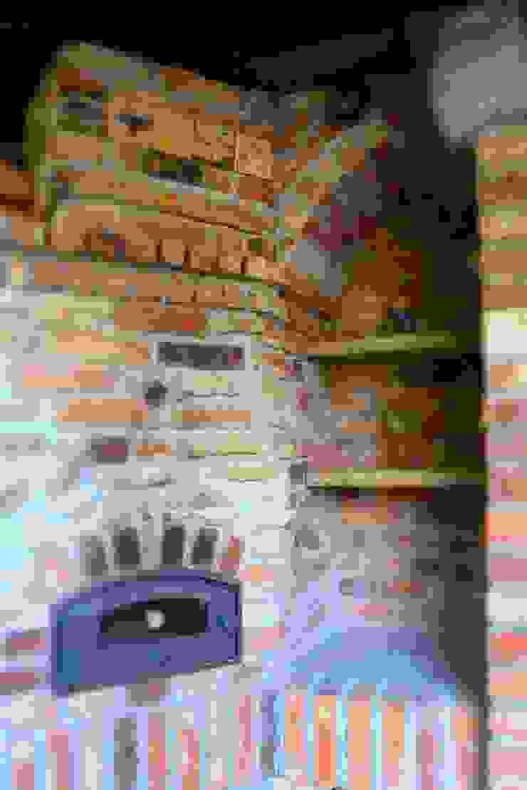 rustic  by Kuchnia w Ogrodzie, Rustic