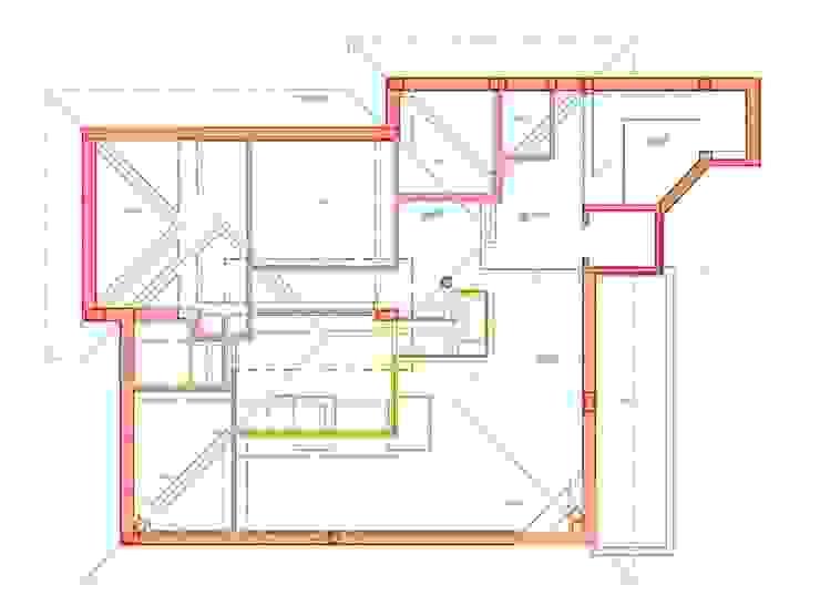 Moderne Wohnzimmer von maurizioborri Modern