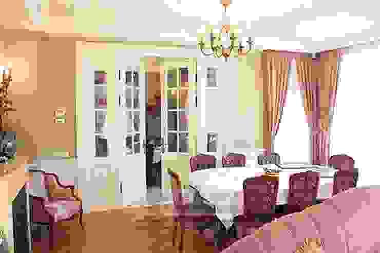 Столовая Столовая комната в классическом стиле от Olga's Studio Классический