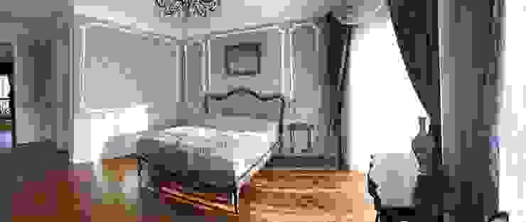 Спальная комната Спальня в классическом стиле от Olga's Studio Классический