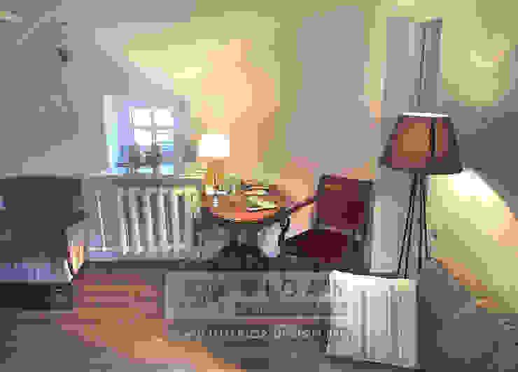 Кабинет Рабочий кабинет в классическом стиле от Olga's Studio Классический