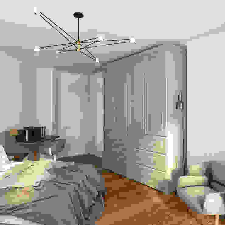 Dormitorios de estilo clásico de sreda Clásico
