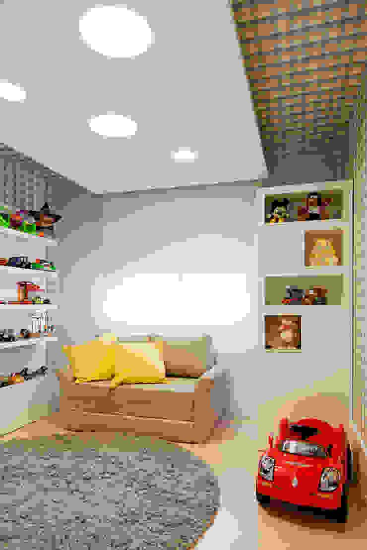 Apartamento Bela Vista 2 Quarto infantil moderno por Mundstock Arquitetura Moderno