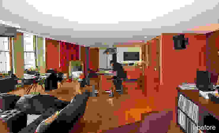 Islington Apartment by Jonathan Clark Architects