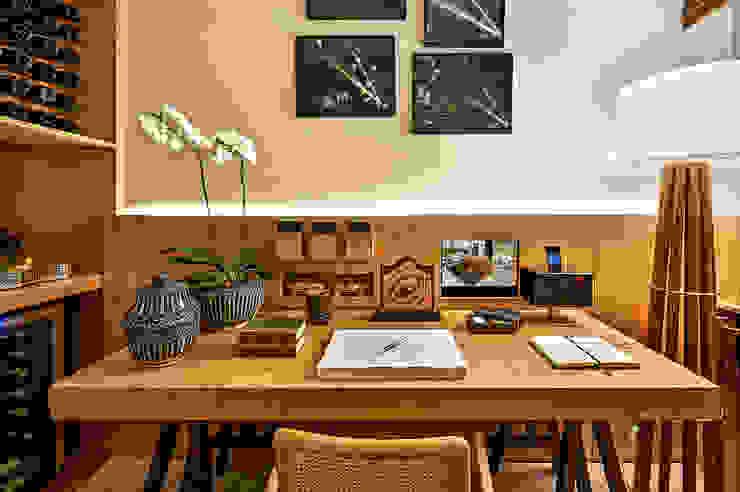 Home Office / Escritório Escritórios minimalistas por Ana Paula Carneiro Arquitetura e Interiores Minimalista