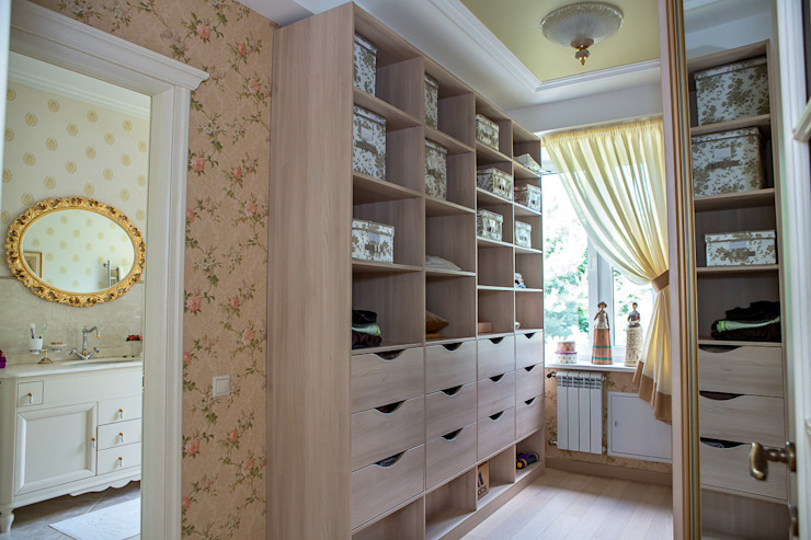 Classic style dressing room by Фотограф Анна Киселева Classic