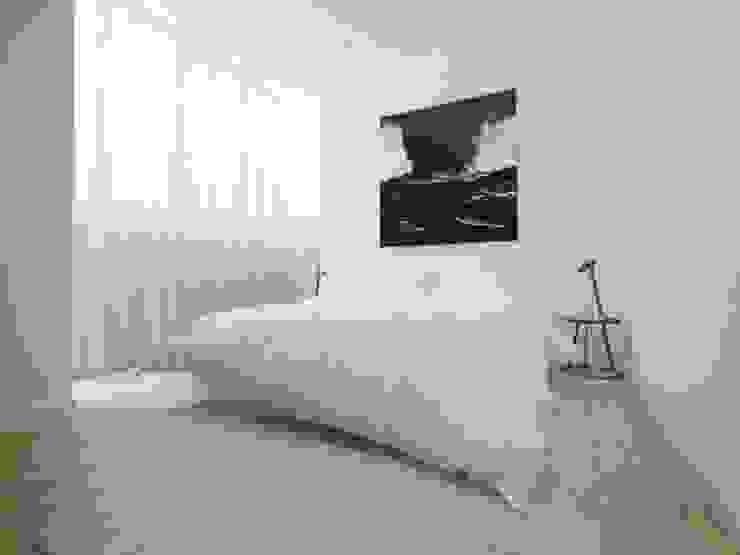 Дизайн проект квартиры от проекта до реализации Спальня в стиле модерн от Cтудия 'ART Story' Модерн