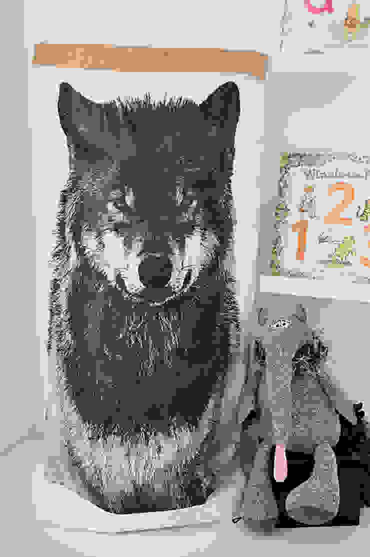 Worek papierowy od Artist's Workshop Anna Biardzka-Giza Skandynawski