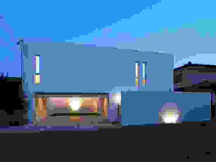 コートハウス モダンな 家 の 中島健アトリエ 一級建築士事務所 モダン