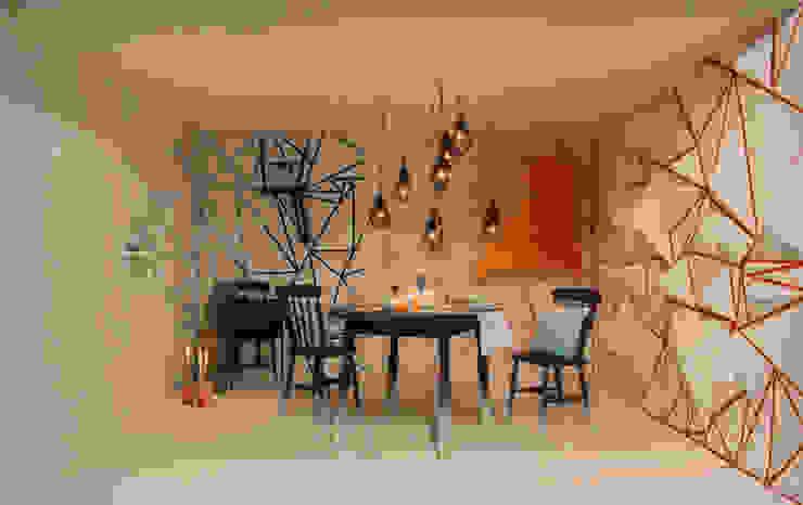 Minimalistische Wohnzimmer von Nimeto Utrecht Minimalistisch