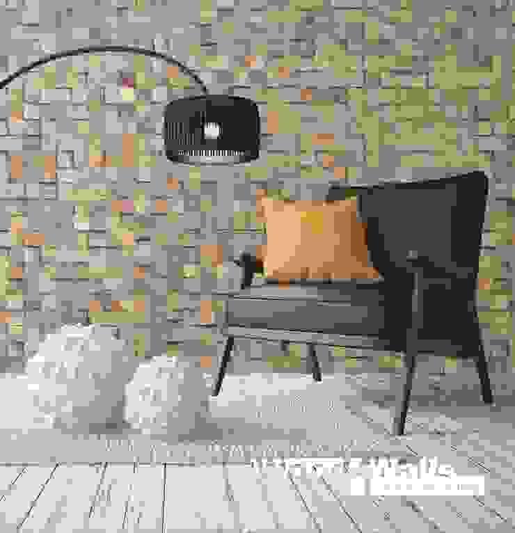 Wood4Walls | Purity Spalt Nut: modern  door Nature at home , Modern