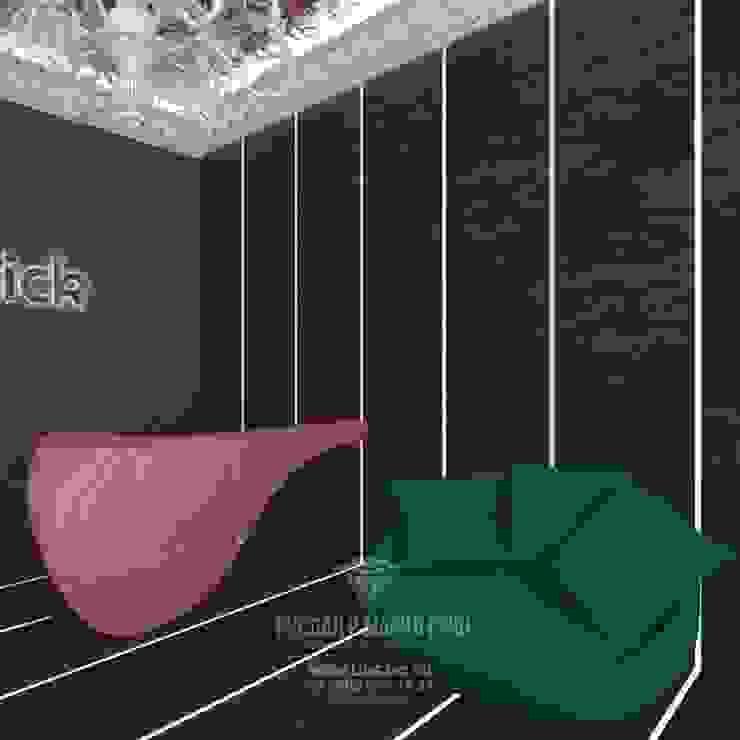Студия дизайна интерьера Руслана и Марии Грин อาคารสำนักงาน ร้านค้า
