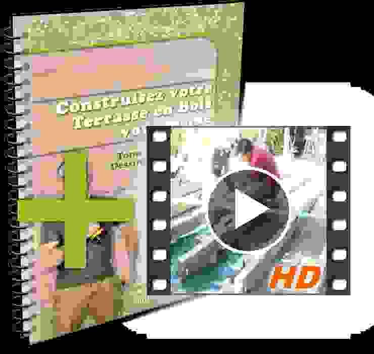 Les Packs de formation BILP : terrasse bois von BILP   homify