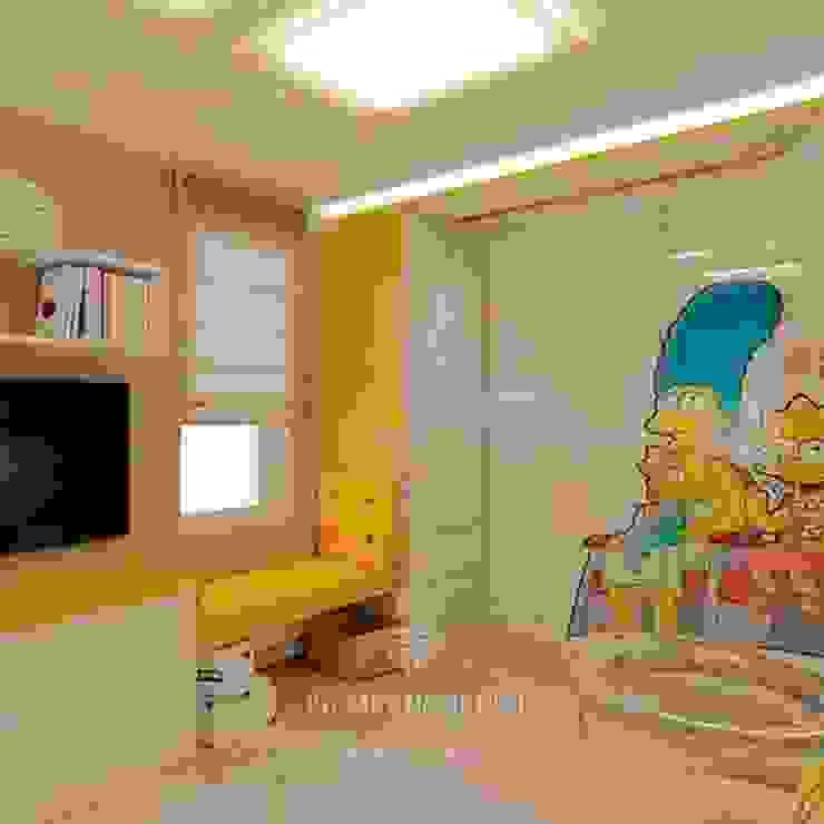 Дизайн детской Детские комната в эклектичном стиле от Студия дизайна интерьера Руслана и Марии Грин Эклектичный