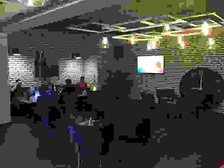 TRANQUILA CAFE, BAR DORTMUND/GERMANY Endüstriyel Bar & Kulüpler Milimetrik Mimarlık Endüstriyel