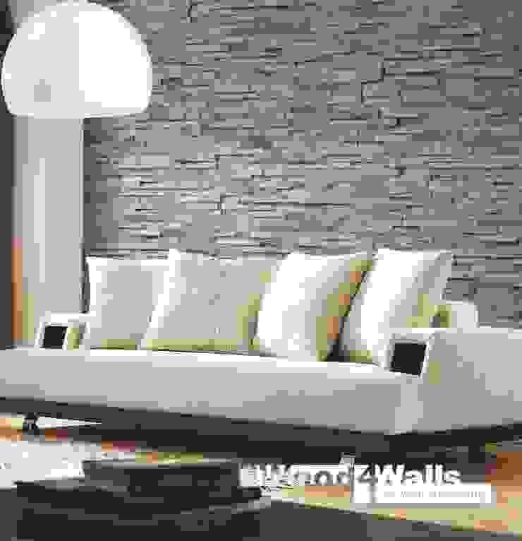Wood4Walls | Memory Old Grey: modern  door Nature at home , Modern