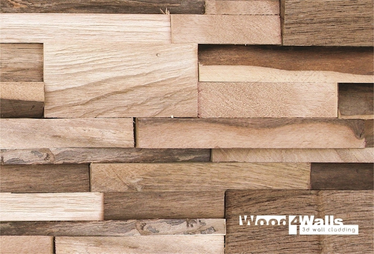 Wood4Walls | Invi Flat Nut: modern  door Nature at home , Modern