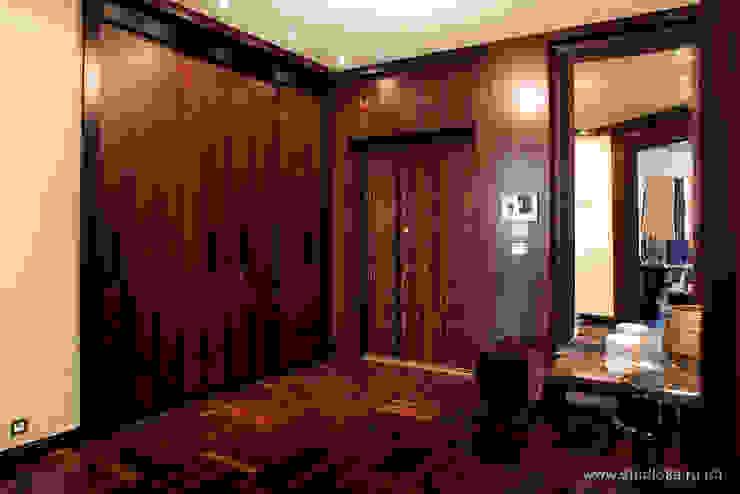 Alex-Flat Коридор, прихожая и лестница в модерн стиле от Archstudio_KA Модерн