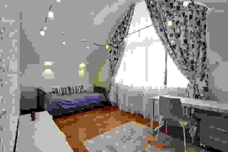 Детская спальня девочки Рабочий кабинет в классическом стиле от Технологии дизайна Классический