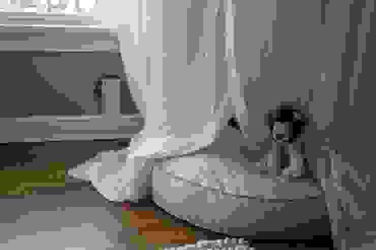 Girls' Bedroom Modern nursery/kids room by homify Modern