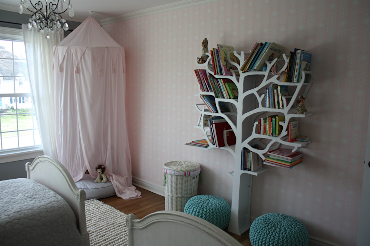 Girls' Bedroom Moderne Kinderzimmer von homify Modern