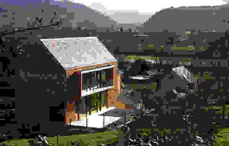 Rumah Modern Oleh lehmann_holz_bauten Modern
