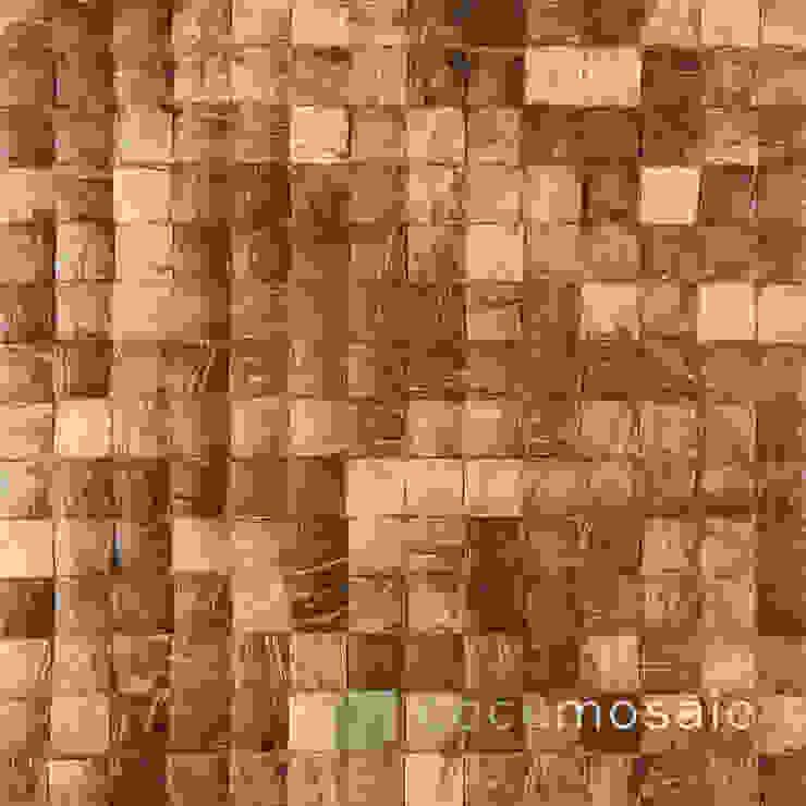 Cocomosaic | Natural Grain: modern  door Nature at home , Modern