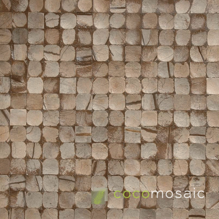 Cocomosaic | Grey Bliss: modern  door Nature at home , Modern