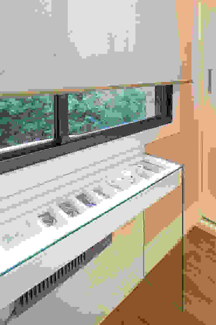 Apartamento Bela Vista 3 Closets por Mundstock Arquitetura Moderno