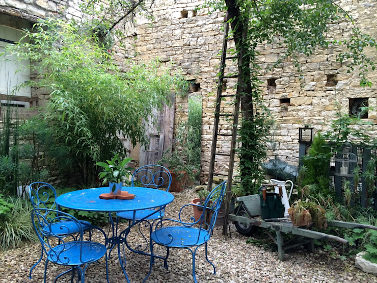 Modern style gardens by Atelier d'Ersu & Blanco Modern