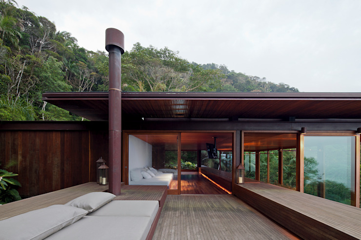 Houses by Jacobsen Arquitetura, Tropical
